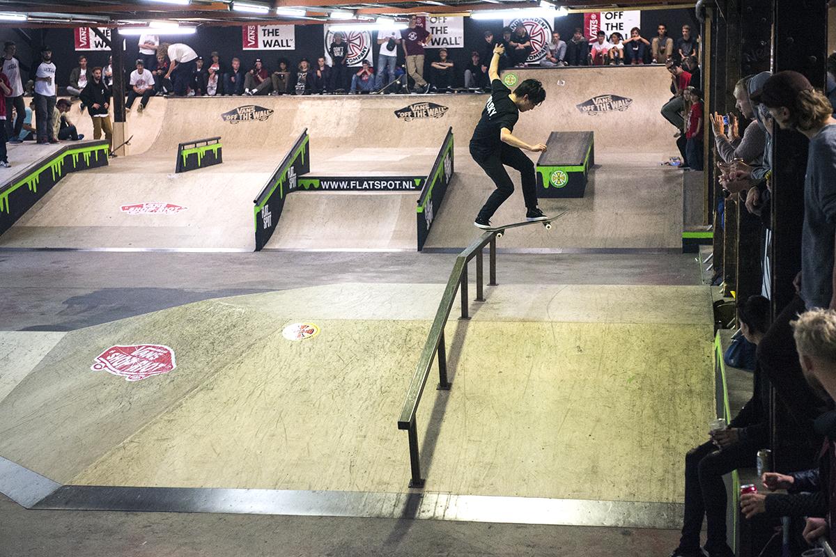 d09b2a46cef VIDEO: VANS SHOP RIOT 2015 – Flatspot Magazine – Skateboarden in ...