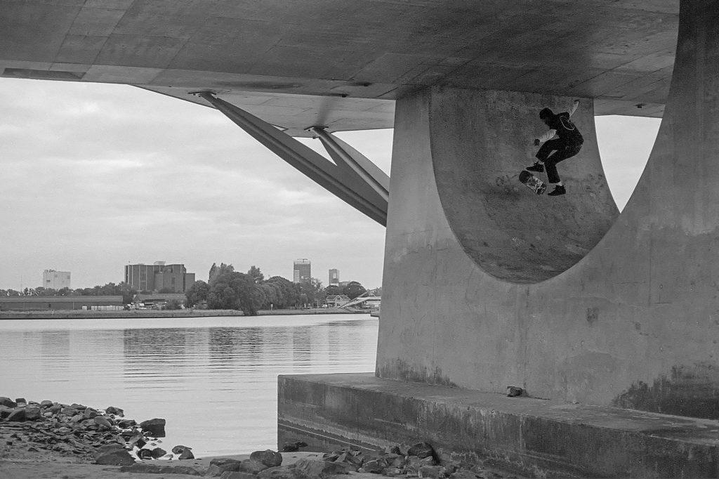 Aaron Tiekink - 360 flip