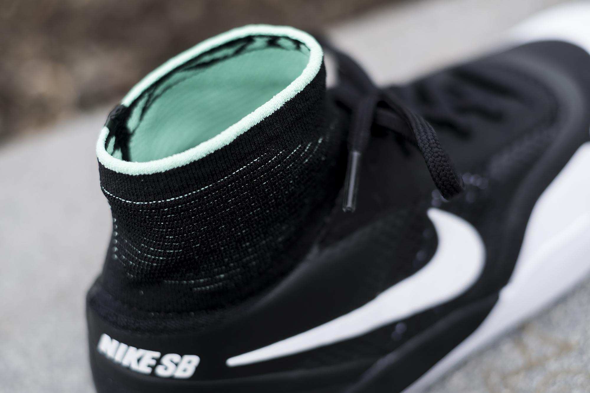 nike sb hyperfeel eric koston xt weartest sock – Flatspot