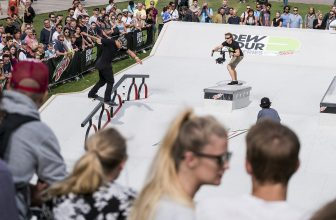 Video & Foto's: Dew Tour AM  Series Amsterdam 2016