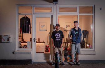 Interview: Noble, iets terug geven aan Skateboarden met Jonny & Marcus