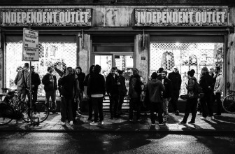 FOTO'S: JACKY PREMIERE INDEPENDENT OUTLET AMSTERDAM