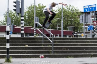 Video: Lakai NL team weekend Rotterdam