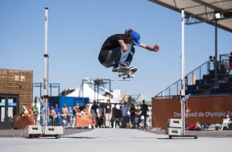 Video & Foto's: Jumpramp hoogspring en hoogste ollie contest in Scheveningen