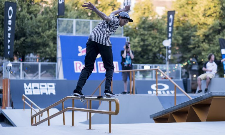 VIDEO: PRO FREESTYLE DEN HAAG AM CONTEST