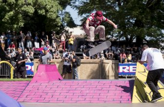 Foto's & video: Red Bull Skate Arcade World Finals 2016