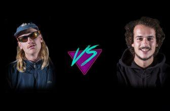 SKATEpark #2 Round 3 – Woody Hoogendijk VS Rob Maatman