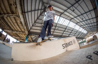 Video: Antwerp Skate Contest 2016