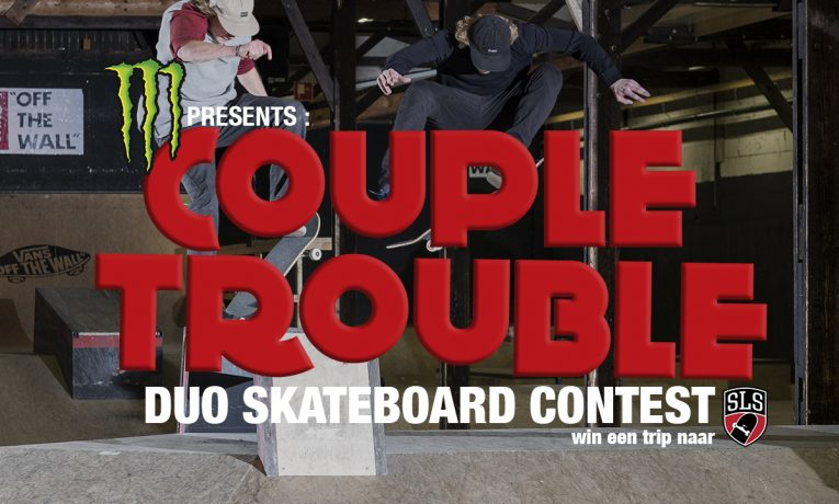 "8 April: ""Couple Trouble"" Duo Skateboard Contest"