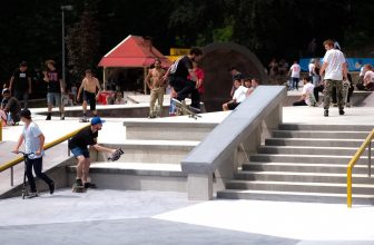 Video: Opening Skatepark Luxemburg