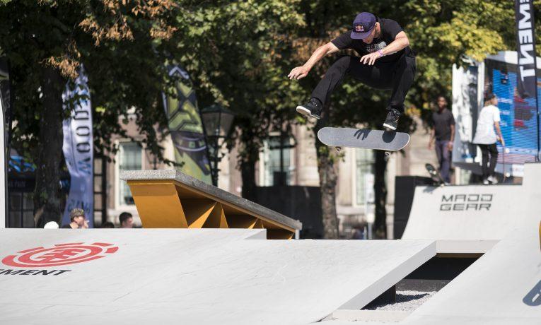 Video & Foto's: Pro Freestyle Den Haag 2016