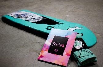"Giveaway: Welcome Skateboards ""Fet-Ish"" prijzenpakket"